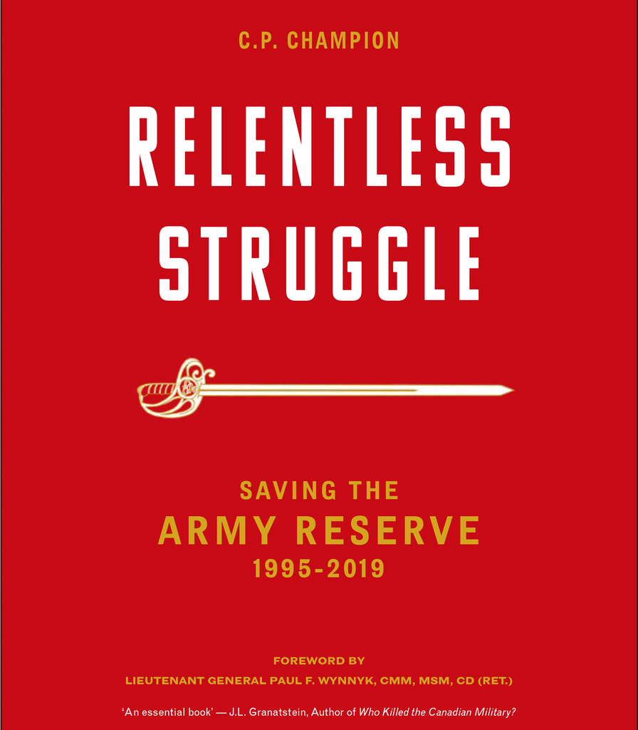 Relentless Struggle - ePub now available!