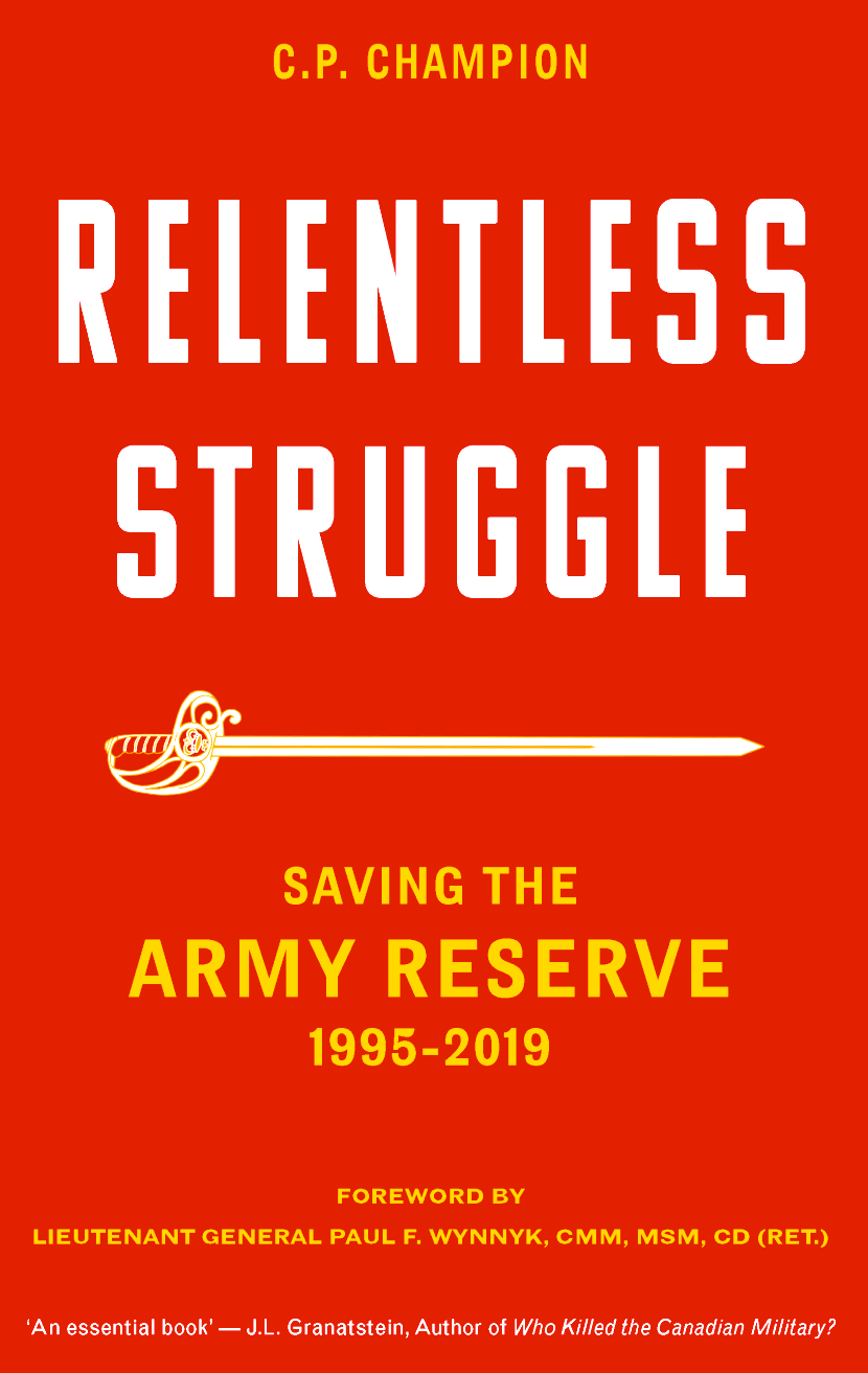Relentless Struggle - Soft Cover