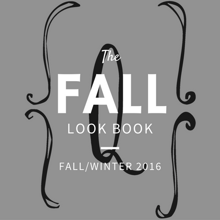 Fall Look Book - Men's