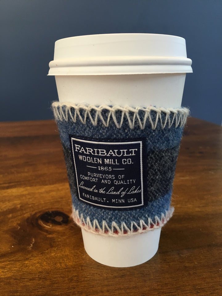Product Spotlight: Faribault Coffee Sleeves!