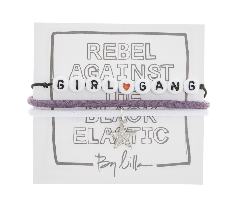 What We Love Now: By Lilla Word Bracelets