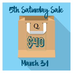 5th Saturday Sale