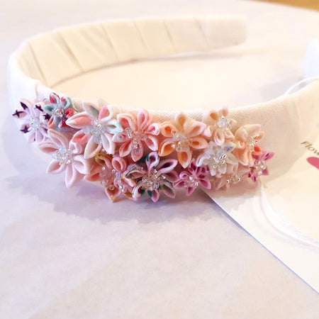A Flower for Rose Floral Headband