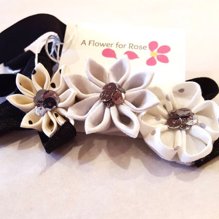 A Flower for Rose Stretch Headband