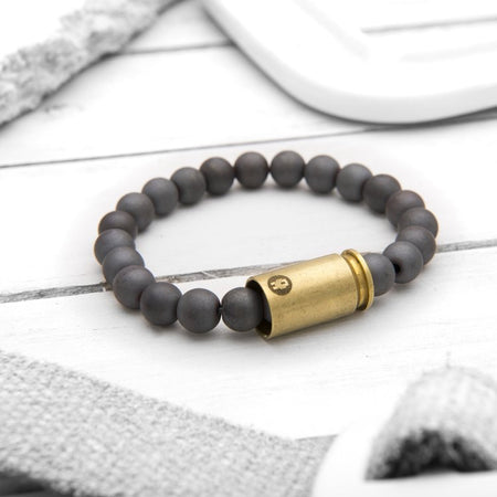 Brass & Unity Warrior Bracelet