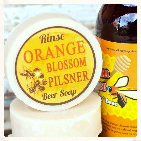 Rinse Bath & Body Co. Six Pack of Beer Soap