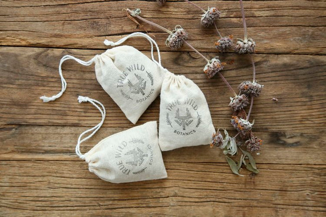 True Wild Botanics Wild Crafted Dream Pouch