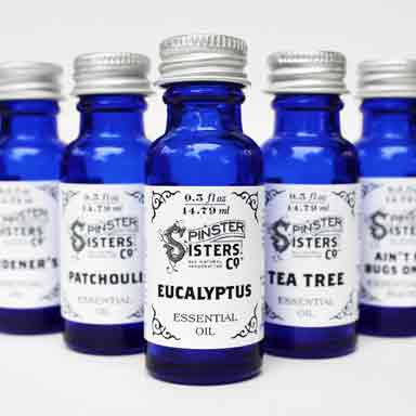 Spinster Sisters Co. Essential Oils