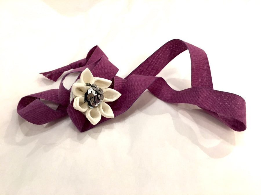 A Flower for Rose Large Wrap Headband