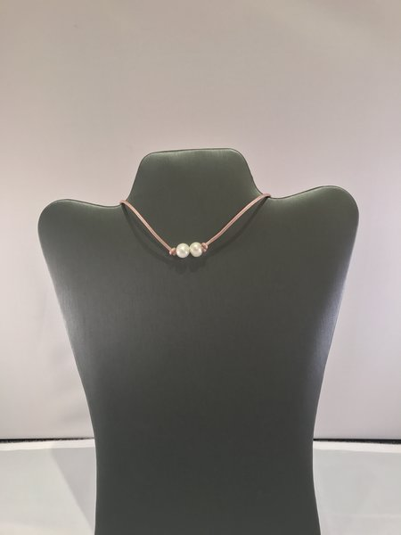 Christa Belesimo Designs Pearl Necklace