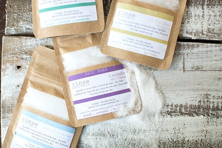 Rinse Bath & Body Co. Salt Soak