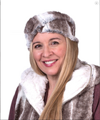 Pandemonium Millinery Faux Fur Headbands
