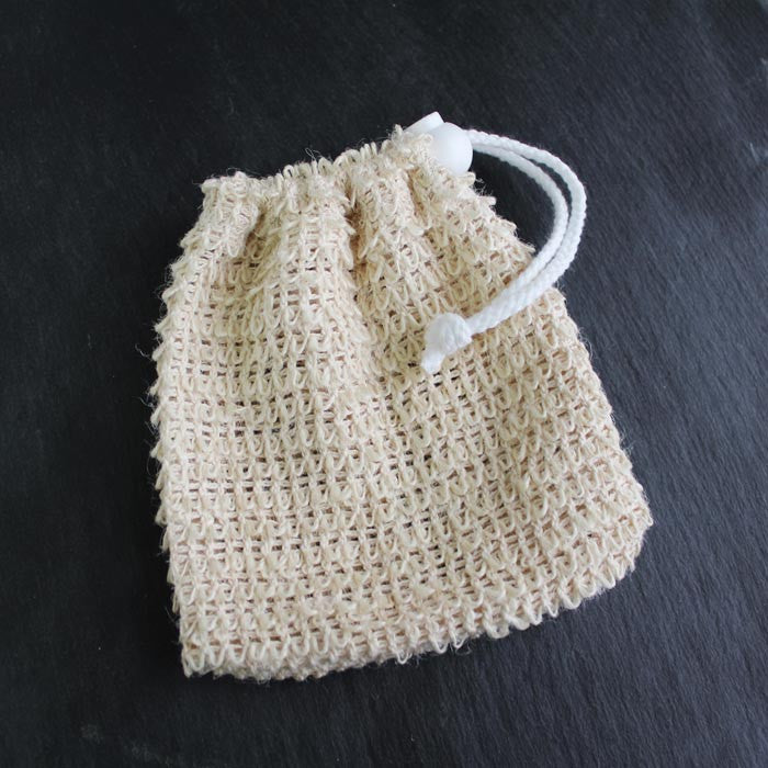Spinster Sisters Co. Sisal Soap Bag