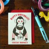 a. favorite design Letterpress Cards
