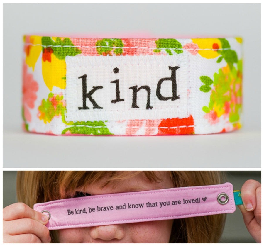 Mindfully Made Studios Kid's Blessing Bands