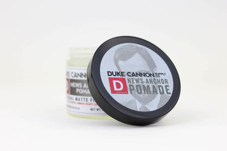 Copy of Duke Cannon Supply Co.  News Anchor Pomade