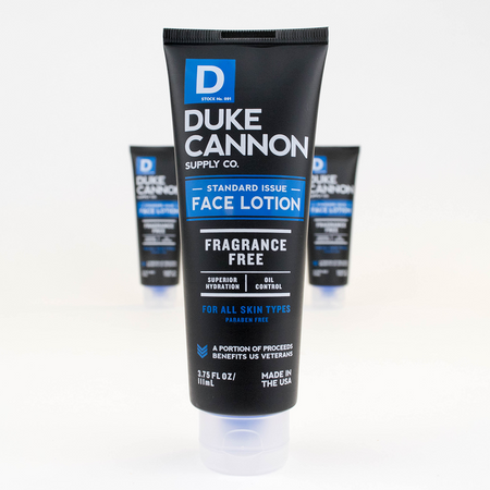 Duke Cannon Supply Co.  Face Lotion
