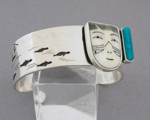 Seal Hunt Bracelet By Denise Wallace