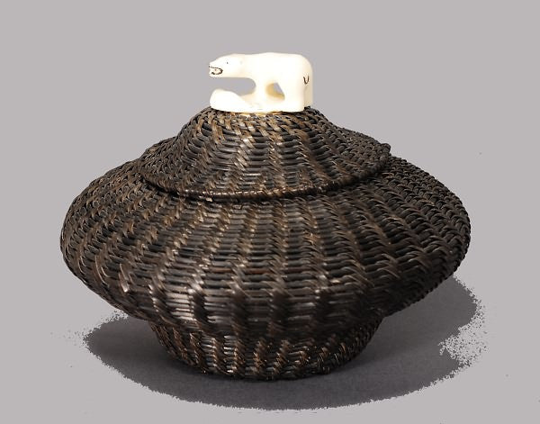 Baleen Basket by James Omnik