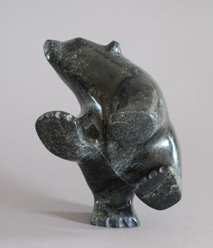Dancing Bear by Joanie Ragee