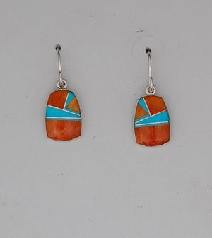 Earrings on Hooks by Elsie Armstrong