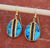 18K Gold Earrings by Ben Nighthorse-Campbell