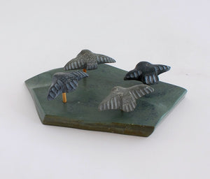 Little Birds in Flight; Clara Tumic (Tumk)