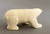 Polar Bear with Head Turned by Earl Mayac