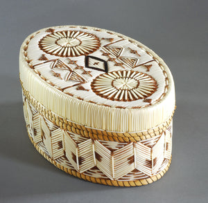 Quill Box by Marina Recollet