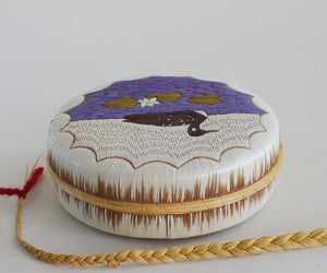 Quill Box by Penny Worthington
