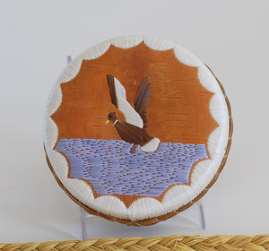 Quill Box by Pauline Worthington