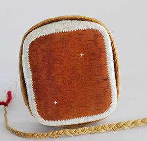Quill Box attributed to Pauline Worthington