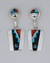 Sunface Inlay Earrings by Raylan Edaakie