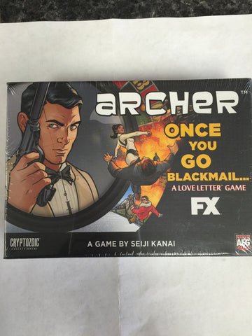 Love letter: Archer (Boxed)