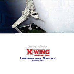 "SW X-Wing: ""LAMBDA - CLASS IMPERIAL SHUTTLE"" EXPANSION PACK"