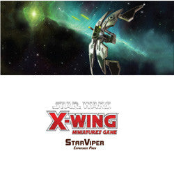"SW X-Wing: ""STAR VIPER"" EXPANSION PACK"