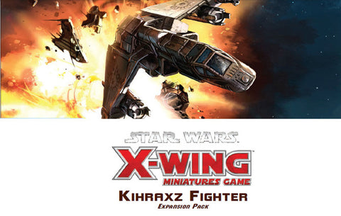 "SW X-Wing: ""Kihraxz Fighter"""