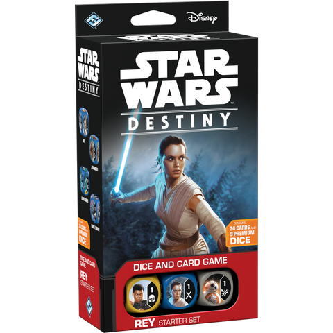 Star Wars Destiny: Rey Starter Set