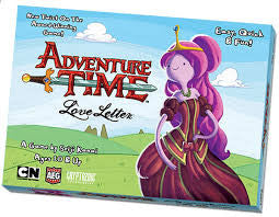 Love Letter: Adventure Time box