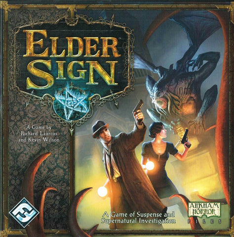 Elder Sign Revised Printing