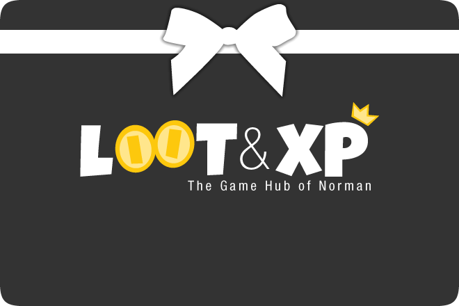 Short Competitive - Loot & XP