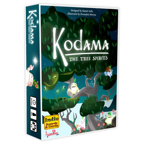 Kodama The Tree Spirits (2nd Edition)