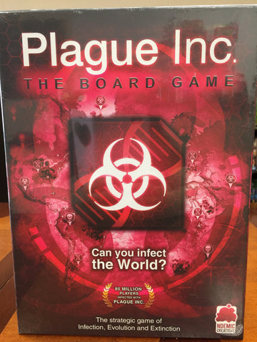 Plague Inc. The Board Game