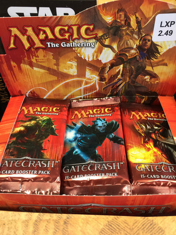 MTG: Gatecrash Booster Pack