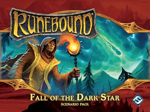 Runebound 3rd Edition: Fall of the Dark Star Expansion
