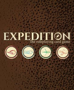 Expedition: Roleplaying Card Game