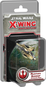 Star Wars X-Wing Miniatures Game: Auzituck Gunship Expansion Pack