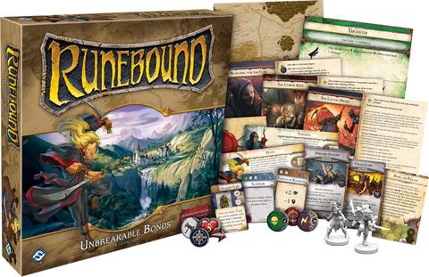 Runebound (Third Edition): Unbreakable Bonds