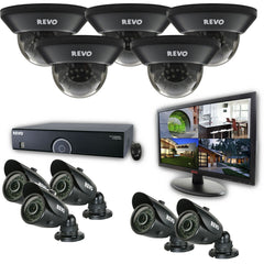Surveillence System Packages