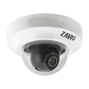 Zavio D3100 1 Megapixel Mini Dome Network IP Camera, Indoor, PoE H.264